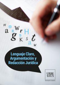 Revista  Lenguaje Claro , Argumentación y Redacción Jurídica